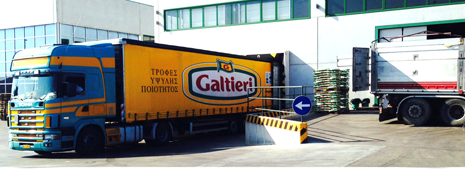 Logistica Galtieri Slide